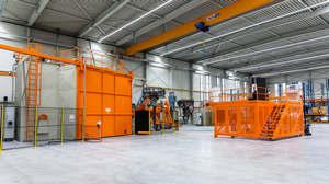 Accessoires Machines de Rotomoulage - ROTOMACHINERY GROUP